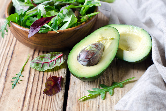 Avocado can enhance your body's response to other foods