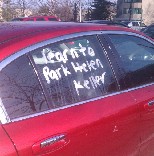 Hilarious Windshield Notes You Have to See!