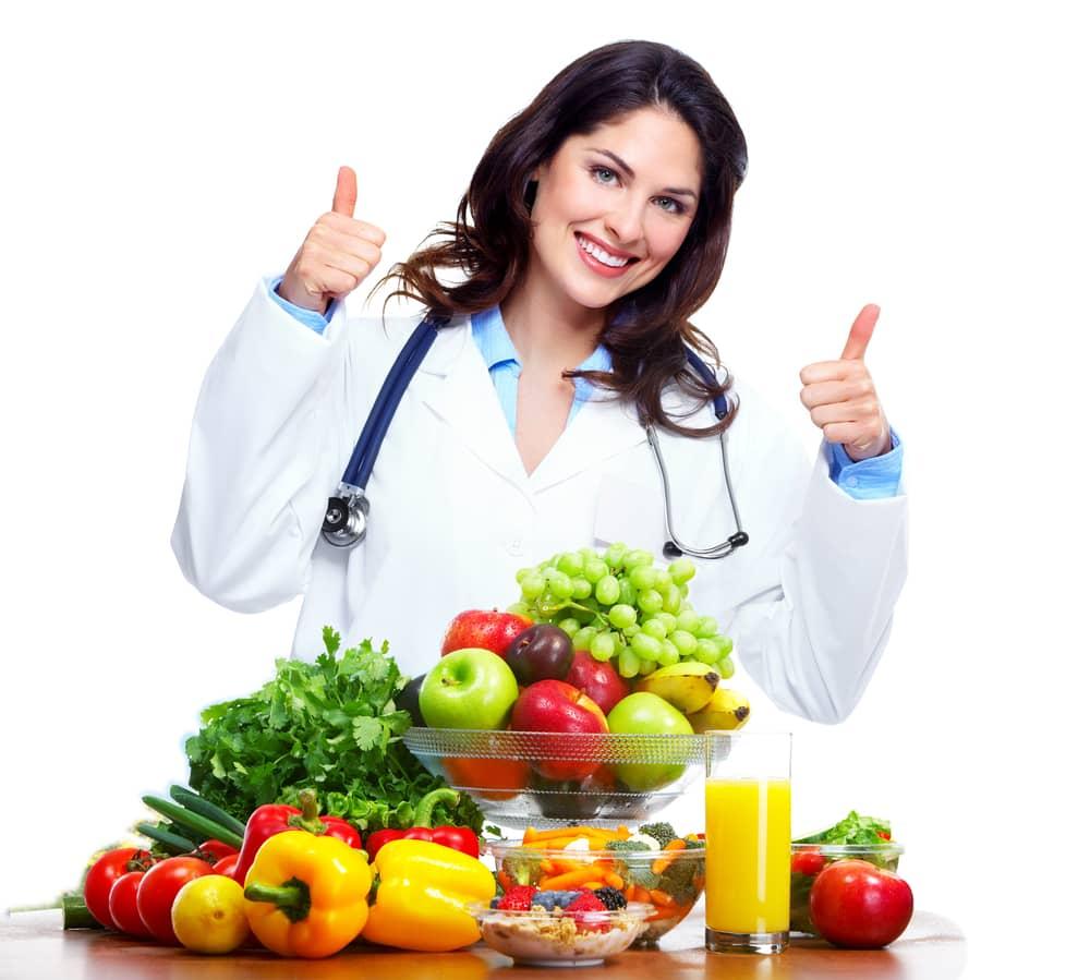 Go Healthy Food List