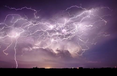 Rorschach's Lightning