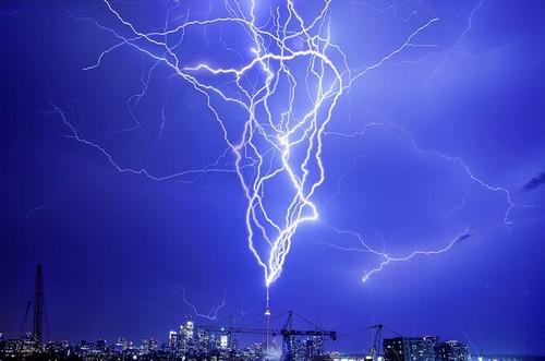 Webbing Lightning