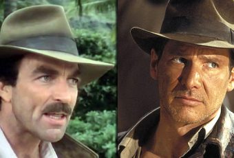 Tom Selleck Indiana Jones