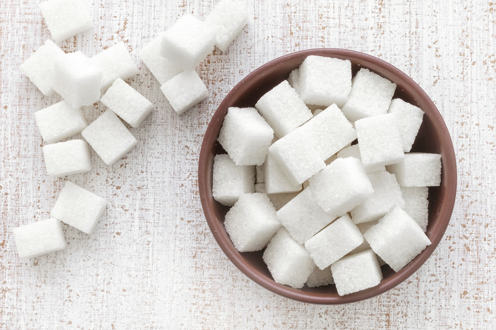 Cut Back on Sugars and Starches