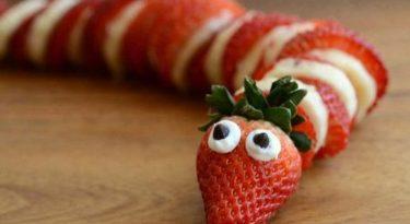 Strawberry Snake